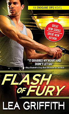 Book Review: Flash of Fury, by Lea Griffith