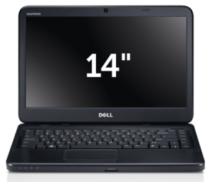 Dell inspiron 14 3420 laptop intel core i3-3110m/2gb/500gb.