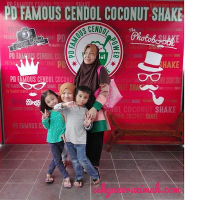 tempat makan best di port dickson, pd famous cendol coconut shake, lokasi pd famous cendol coconut shake, best makan di port dickson, tempat makan best teluk kemang