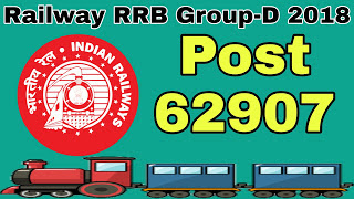 Railway 62907 Post