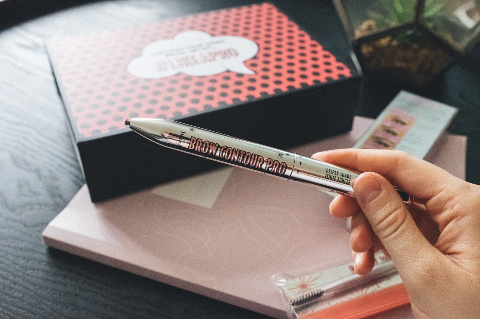 Benefit Brow Contour Pro review