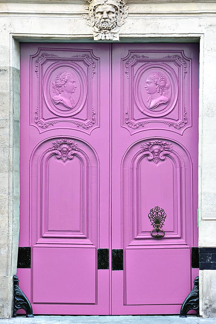 Happy door hunting! & Where to Find the Best Parisian Doors \u2013 History in High Heels