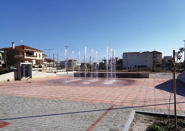 Εγκαινιάζεται αύριο η νέα πλατεία στην συνοικία Αγίου Γεωργίου