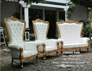 Kursi Tamu Princess Syahrini