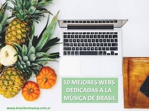 10 MEJORES WEBS DEDICADAS A LA MÚSICA DE BRASIL