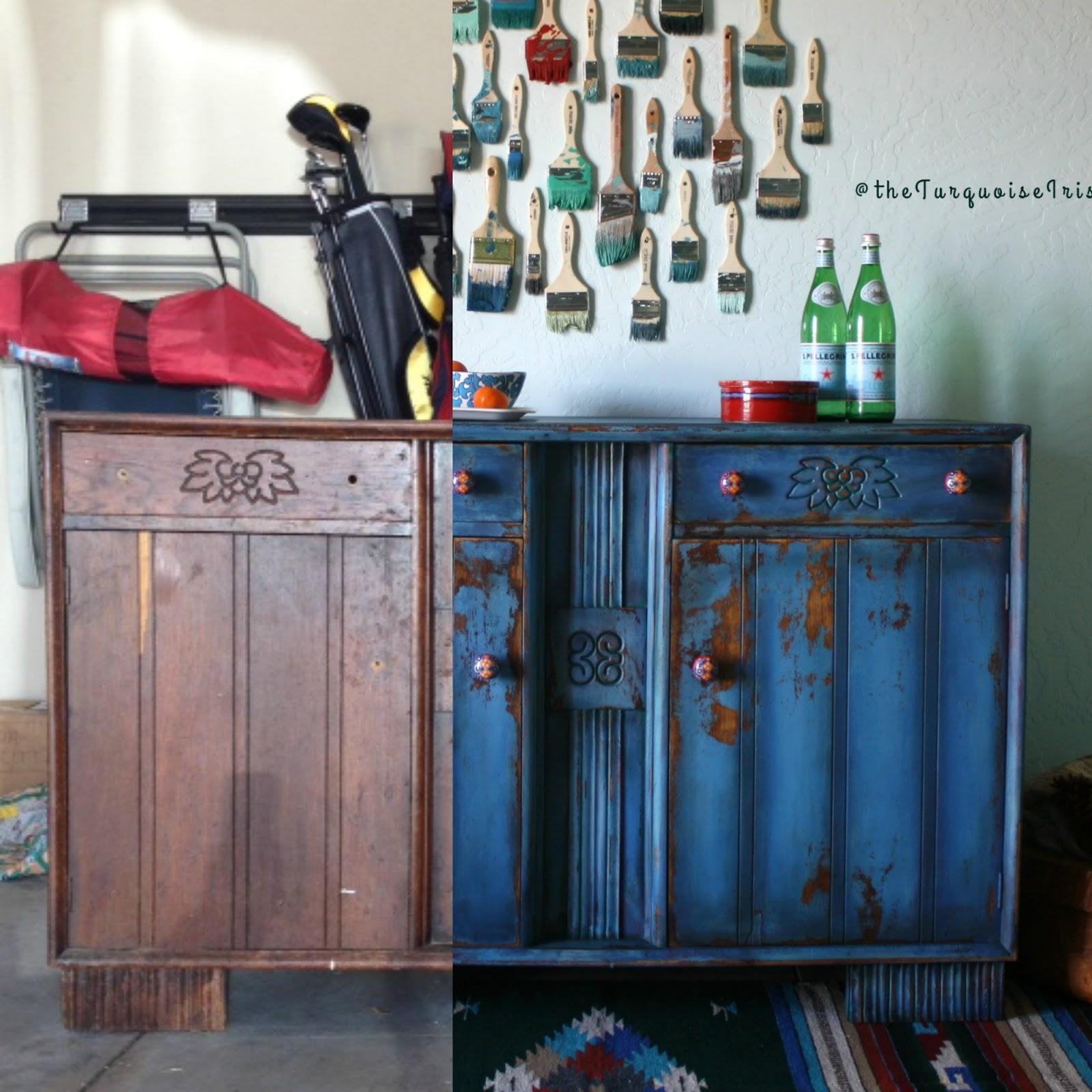 Furniture & Art: Bold Colour