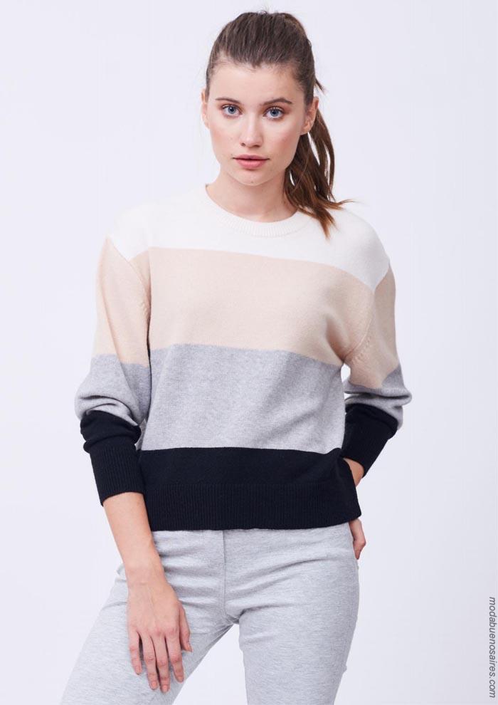 Sweaters otoño invierno 2019. │ Moda otoño invierno 2019.