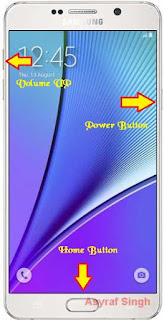 Hard Reset Samsung Galaxy NOTE 5 (N920T, N920A, N920I, N920G)