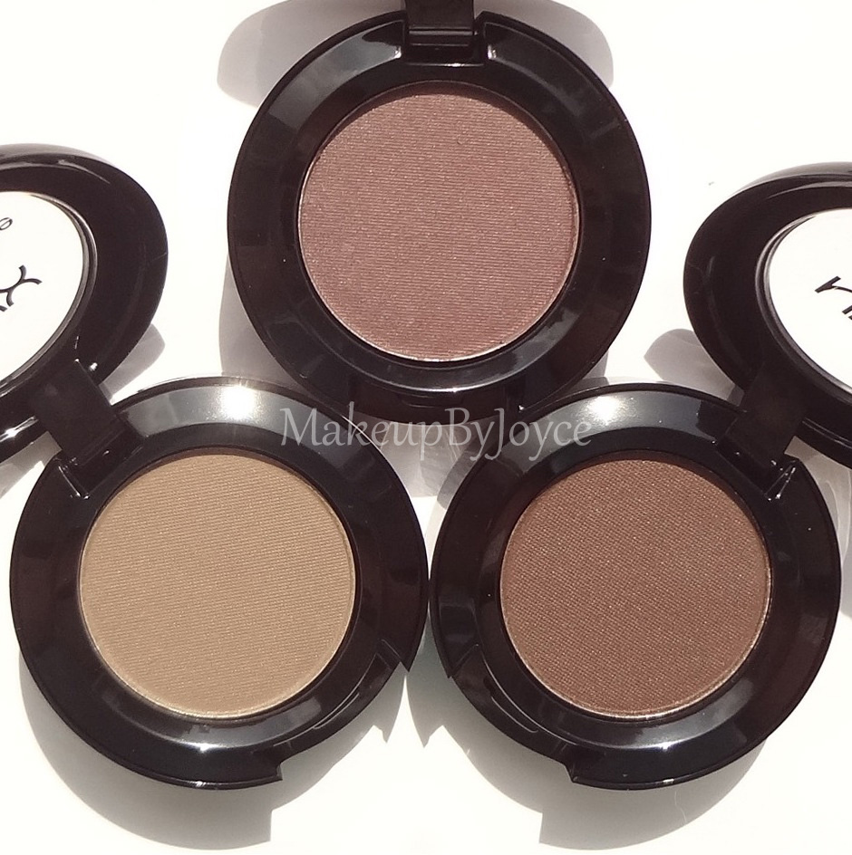 MakeupByJoyce ** !: Swatches & Comparisons: NYX Nude Matte