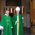 Messe d'installation du nouveau curé de la paroisse Saint Vincent en Lignon