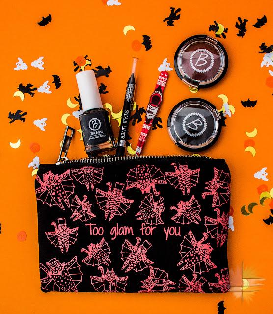 Glam Vamp Diaries, la Beautiful Box de octubre de 2016 de enfemenino