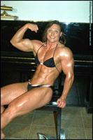 Female Bodybuilder Heather Darling