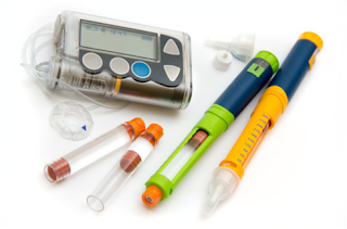 pompa insulin / insulin pump