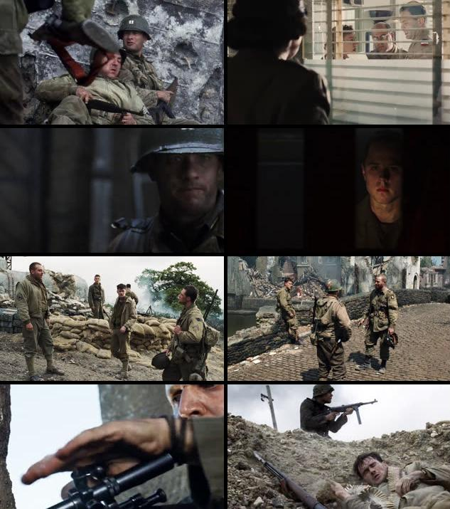 Saving Private Ryan 1998 Dual Audio Hindi 720p BluRay 1GB