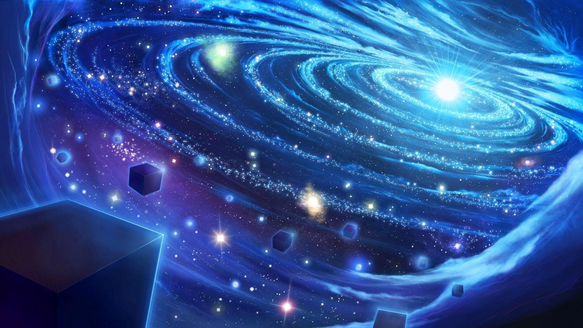 Space Wallpapers Set For Desktop | Vigorous Art