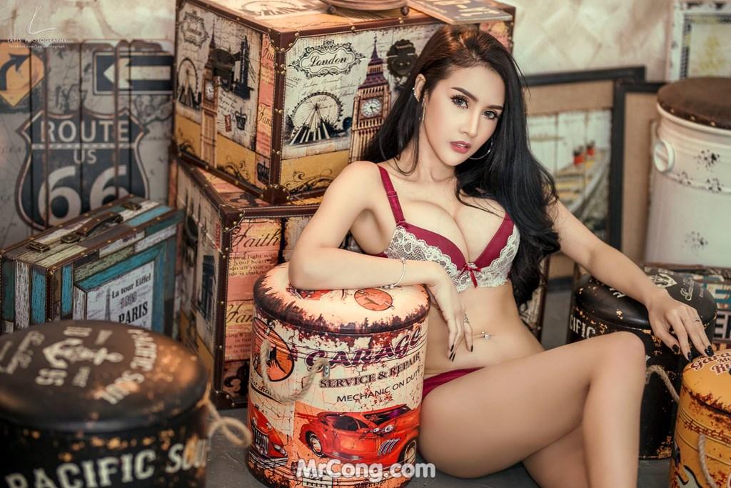 Image Thai-Model-No.475-Thitikarn-Srisap-MrCong.com-009 in post Thai Model No.475: Người mẫu Thitikarn Srisap (16 ảnh)