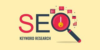 SEO and Stock Photography Research
