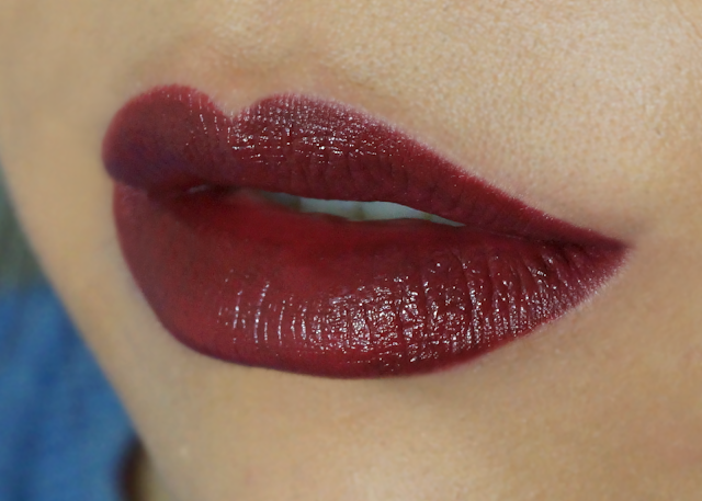 MAC Cosmetics lipstick MEDIA| makeupwonderland29