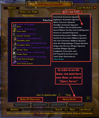 atlasloot wow 3.3.5