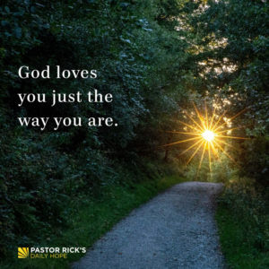 How Do You Get Back to God? by Rick Warren
