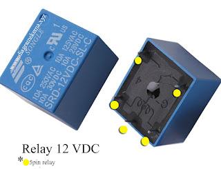 12 VOlt relay