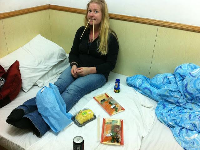 ruokailu hongkongissa raskaana