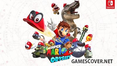 Super Mario Odyssey Gameplay