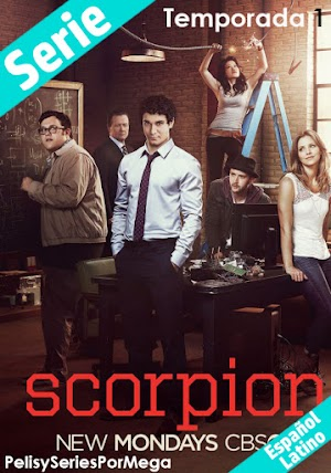 Scorpion - Temporada 1 [720p][Español Latino][Mega][Capitulos Completos]