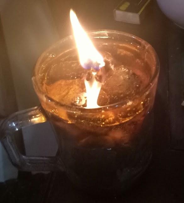 Solusi Pengganti Lilin Habis sewaktu listrik Padam