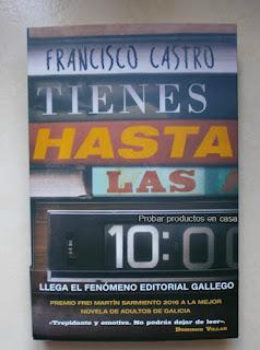 """""""Tienes hasta las 10"""" Francisco Castro"""