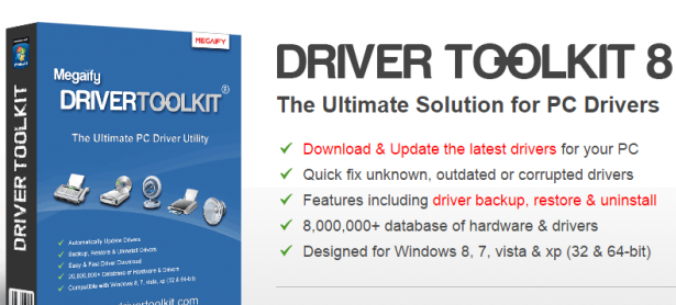 Driver Toolkit 8.3 full Version
