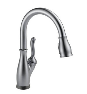 Delta Faucet 9178-AR-DST Kitchen Sink Faucet - Best to buy in 2019