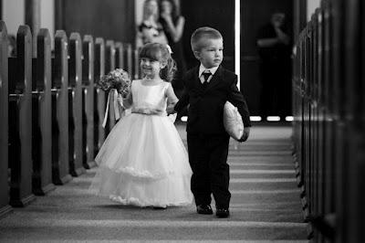Dicas de Como escolher daminha e pajem para o casamento - Fotos e modelos