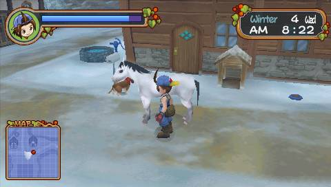 Download Game Harvest Moon Hero Of Leaf Valley PPSSPP ISO