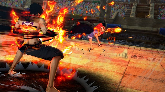 Download One Piece Burning Blood