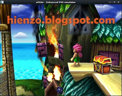 Tomba! 2: The Evil Swine Return PS1 Gameplay