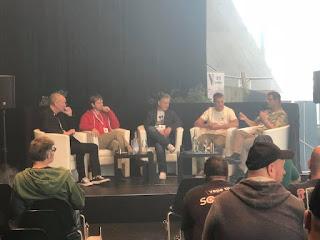 Phil Scheck, Marc Szeemann, Olivier Théraulaz, Stefan Meile, Nicolas Michel