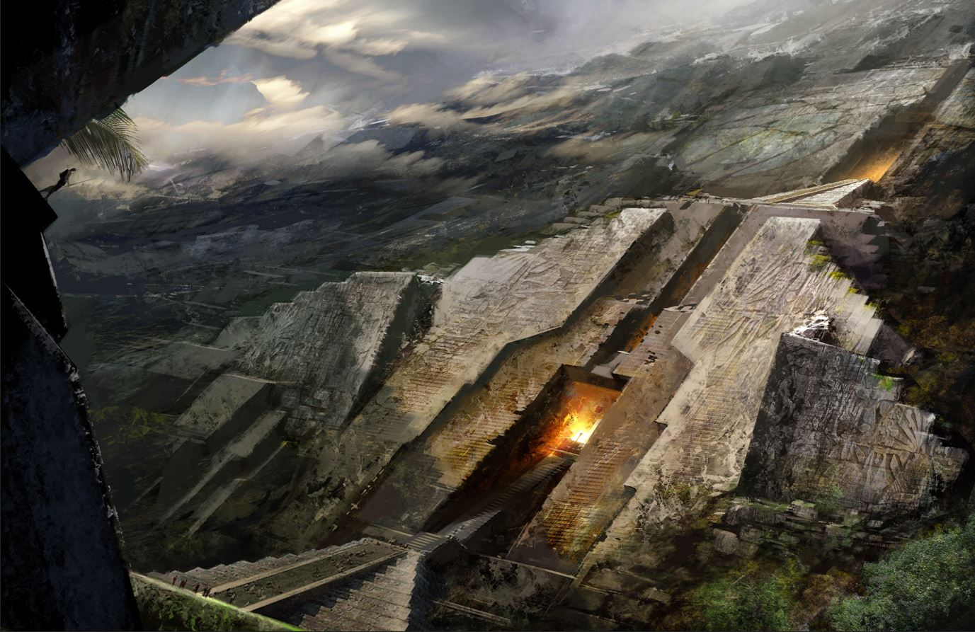 Anunnaki structures before the flood: The 200,000-year-old ancient ...