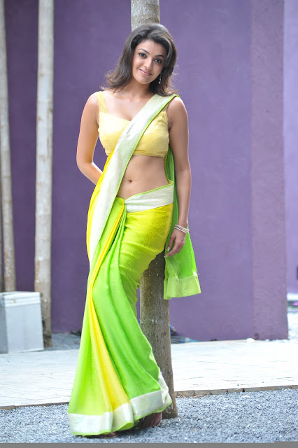 Kajal-Aggarwal-in-saree