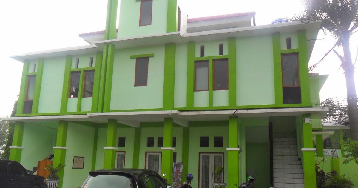 Kombinasi Warna Cat Gedung  info top 61 paduan warna cat gedung sekolah