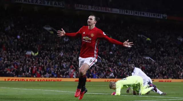 Zlatan Ibrahimovic, mengisyaratkan kembali ke Manchester United