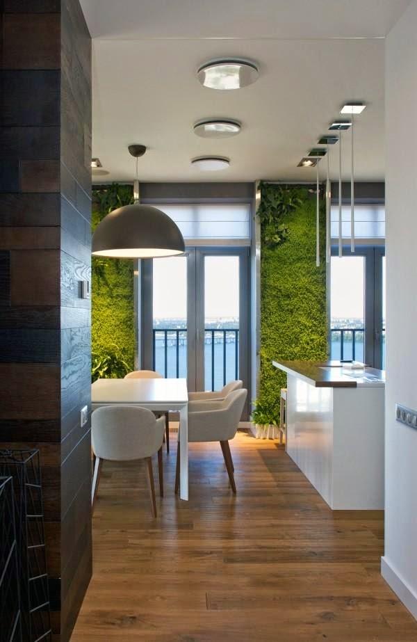 Ideas para crear jardines verticales