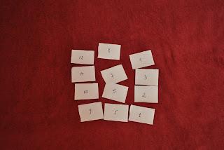 biletele cu numere