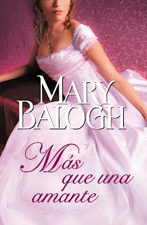 Más que una amante 1, Mary Balogh
