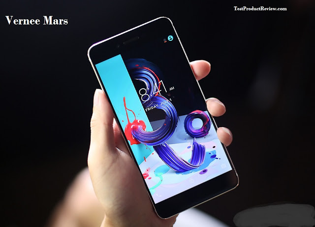 Vernee Mars 4G Phablet review