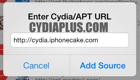 Cydia apt url games