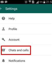 Cara Mengganti Background atau Wallpaper Pada Whatsapp Android