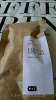 Paper & Tea Teeprobe - Vorderseite