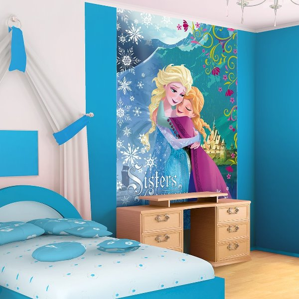 Elsa frozen bedroom ideas best furniture design ideas for Anna decoration in home