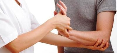 cara mengobati nyeri sendi pada pergelangan tangan